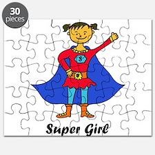 Super Girl_trans.png Puzzle