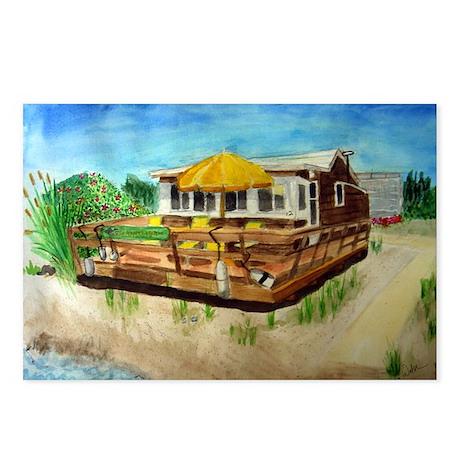 Winnies Beachhouse Postcards (Package of 8)