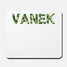 Vanek, Vintage Camo, Mousepad