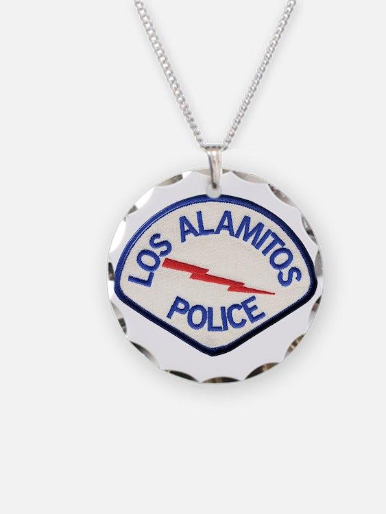 Los Alamitos Police Necklace