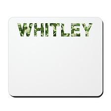Whitley, Vintage Camo, Mousepad