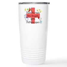 Funny Pediatrics nurse Travel Mug