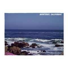 Monterey, California 5'x7'Area Rug