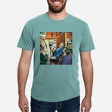 Unique Ladybug girl book series Mens Comfort Colors Shirt