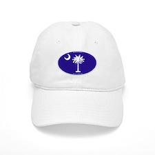 sc_flag.png Baseball Cap
