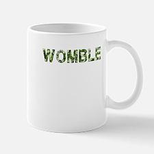 Womble, Vintage Camo, Mug