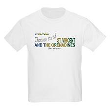 Charlotte Parish Kids T-Shirt