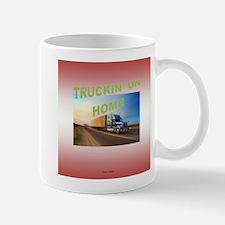 Truckin' on Home Mug