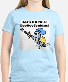 Leeroy Jenkins Let's Do This T-Shirt