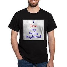 Brony Boyfriend T-Shirt