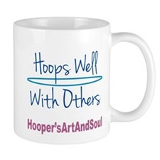 Hooper Hula Hoop Well with Others Mug