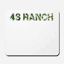 4S Ranch, Vintage Camo, Mousepad