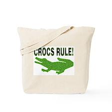 Crocs Rule Tote Bag