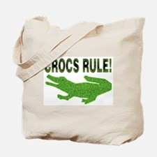 Crocs Rule Tote Bag