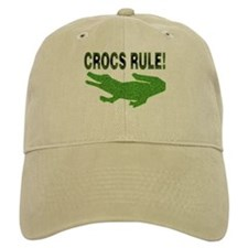 Crocs Rule Baseball Cap