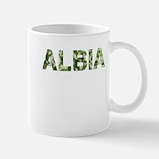 Albia, Vintage Camo, Mug