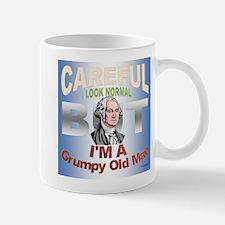 Grumpy Old Man Mug