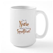 Super Nurse Ceramic Mugs
