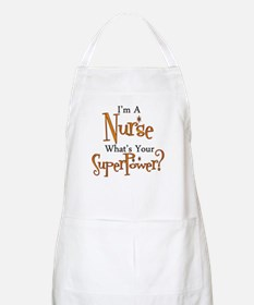 Super Nurse Apron