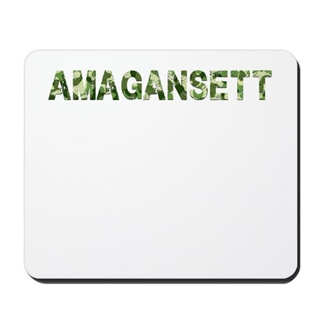 Amagansett, Vintage Camo, Mousepad