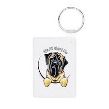 Mastiff IAAM Keychains