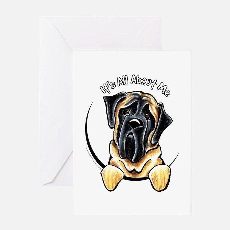 Mastiff IAAM Greeting Card