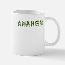 Anaheim, Vintage Camo, Mug