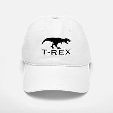 T Rex Baseball Baseball Cap