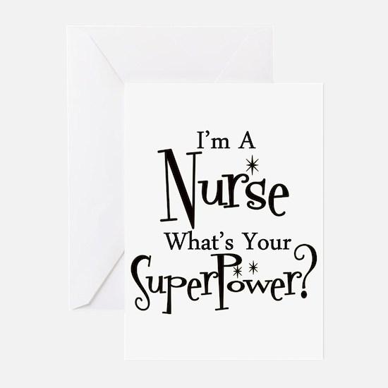 Super Nurse Greeting Cards (Pk of 10)