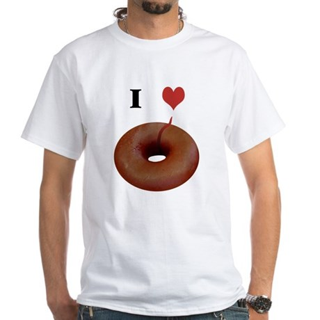 """I love donuts"" T-Shirt"