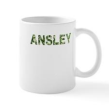 Ansley, Vintage Camo, Mug