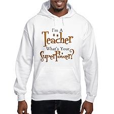 Super Teacher Hoodie