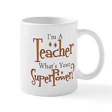 super teacher Mugs