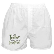 Unique Kindergarten Boxer Shorts