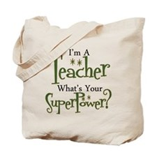 Funny Best teacher Tote Bag