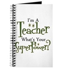 Cute Teacher appreciation Journal