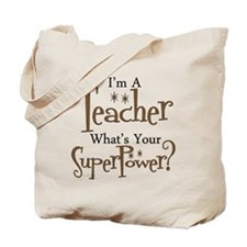 Cute Teacher appreciation Tote Bag