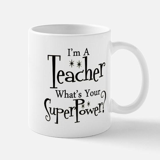 Super Teacher Mug
