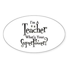 Funny Teachers appreciation Decal