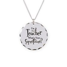 Funny School Necklace