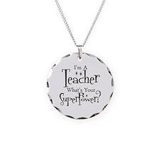 Unique Elementary Necklace
