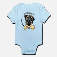 Bull Mastiff IAAM Infant Bodysuit