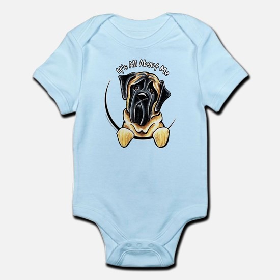 Bull Mastiff IAAM Infant Bodysuit