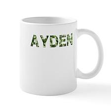 Ayden, Vintage Camo, Mug