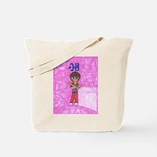 H2O Anime Tote Bag