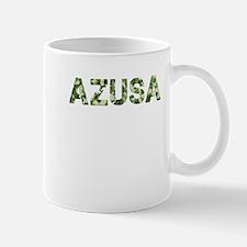 Azusa, Vintage Camo, Mug