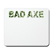 Bad Axe, Vintage Camo, Mousepad