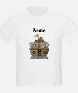 Personalized Noahs Ark 2 T-Shirt