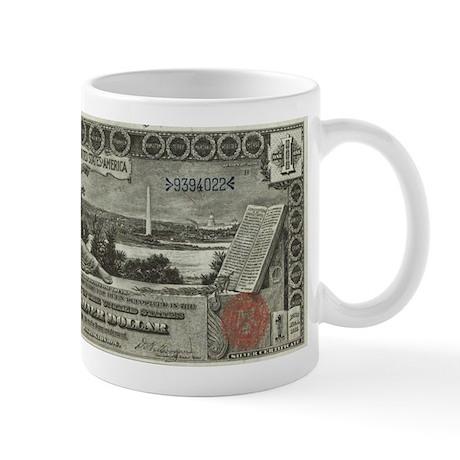$1 Educational Note Mug