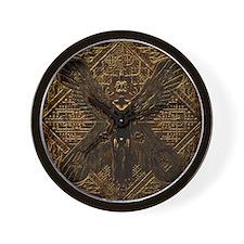 Pazuzu Wall Clock